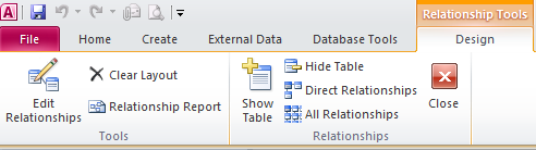 Linking Two Tables at the Query Level 1. Open the Query in Design View. 2. Drag the linking (common) field from the first table to the same data type field on the second table.