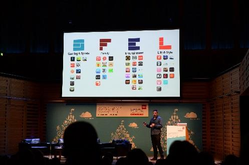 Key brands at the 2014 Summit The International Content Marketing