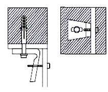 close coupled back to wall toilet fitting instructions