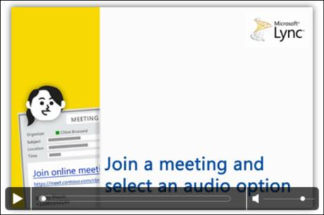 Present PowerPoint slides in a Lync Meeting Presenting PowerPoint slides is an effective way to get your ideas across, and make your presentation memorable by focusing on bulleted items and avoiding