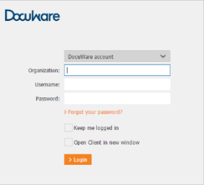 Introduction Introduction DocuWare is a web-based document management system that allows Workforce Solutions staff to transmit, share, store, and retrieve documents such as financial aid