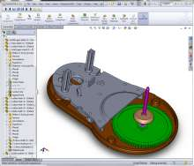 Example: Process Best Practices Mechanical CAD Electronic CAD Save Update BOM Single combined Part BOM