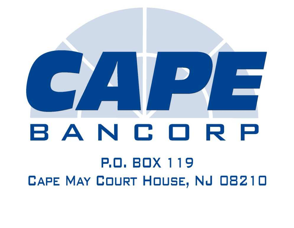 Joint Press Release OceanFirst Financial Corp. Expands Central and Southern New Jersey Presence with Cape Bancorp, Inc.