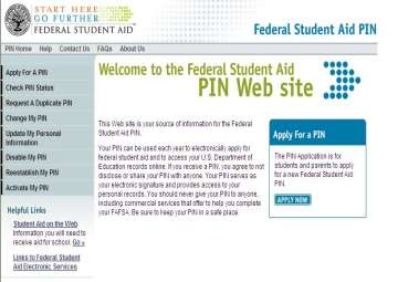 May be used to: Check on FAFSA status Verify and correct FAFSA data Add additional schools to receive FAFSA data