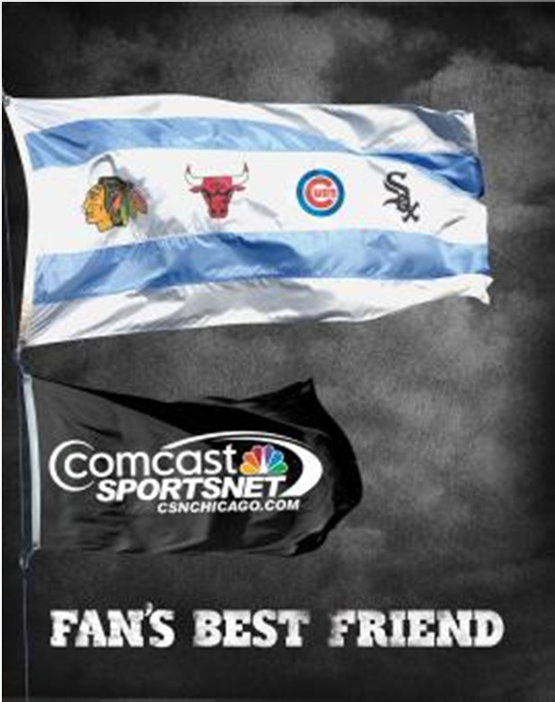 Establish your brand with the unbreakable bond between the Chicago fan and their demanding consumption of sports information!