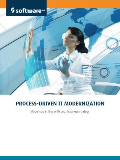 Your Way to Modernization Milestone 1 Goal: Lower IT costs, New UI Milestone 2 Goal: Real-time ERP integration Milestone 3 Goal: Automate manual processes Business Processes From manual and slow to