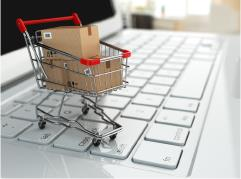 ecommerce Market Trends Web only merchants outpace retail chains