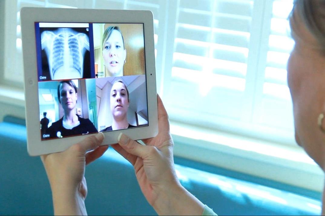 Video Makes On-line Services more Personal Financial Services Healthcare Retail Wealth Management,