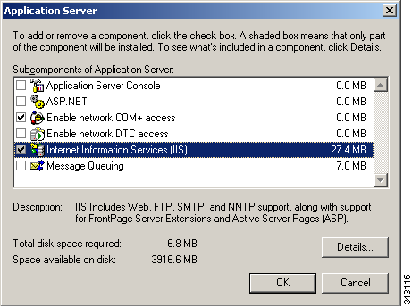 Appendix C Installing and Configuring IIS Open the Add or Remove Programs dialog box (click Start > Control Panel > Add or Remove Programs).