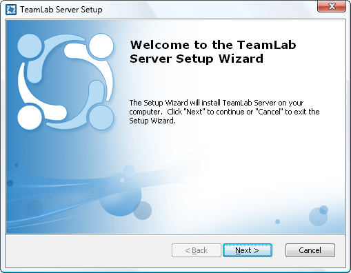 About TeamLab Server TeamLab Server is a portal version intended for those who decided to install and configure TeamLab on their own server. Starting with version 6.