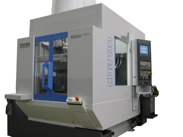Offer 1 1 Vertical CNC-machining centre model FZ 12 W Magnum Completely refurbished pre-owned machine Updated in 2015 Year of construction: depends, weight 4.
