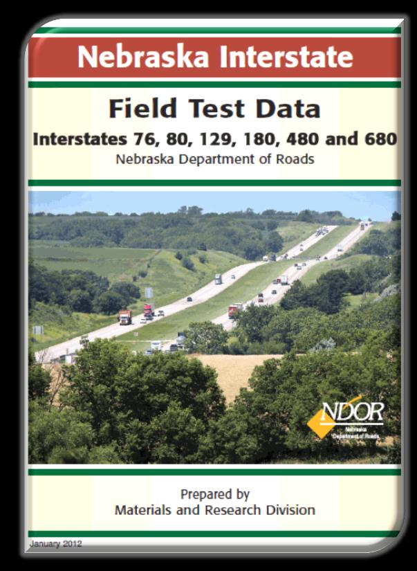 This book provides information to the Interstate Task Force and others working on interstate projects.
