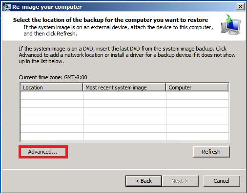 Windows System Recovery Guide 6.