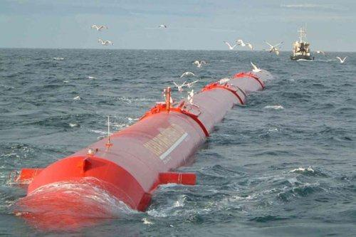 OBJECTIVES Overview of marine renewable energy development and