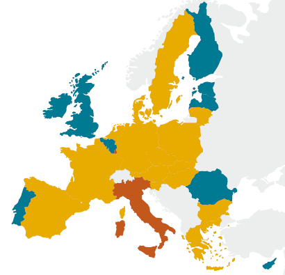 RENEWABLE ENERGY: PROSPECTS FOR 2020 MEMBER STATES EXPECTATIONS Analysis 27 National Renewable Energy Action Plans (NREAP): European Union will exceed 20% of renewable energy by 2020 16 Member States