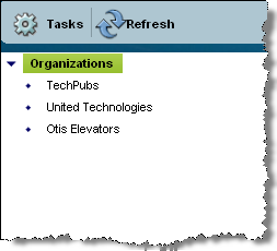 Chapter 3 3 Managing Organizations Overview and tasks What is an organization An organization is a unique unit that shares neither its SMTP domain name nor its messaging and collaboration services