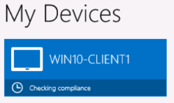 Exercise 1: Control Updating using Windows Intune Login to Windows Intune Description Connect to Windows Intune using the credentials from the previous lab. Action 1.