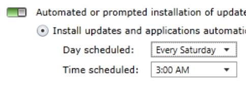 In the Policies list, highlight the Microsoft Intune Agent Settings policy 22. Click Edit 23. Highlight the Name and then Type Update Policy 24.