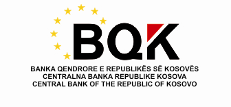 Pursuant to the authority given under Section 17.b of Law on Central Bank of the Republic of Kosovo and Section 3.3 of the UNMIK Regulation No.