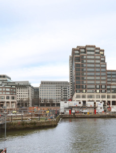 part 36th floor Transaction: Pre-letting Landlord: Canary Wharf Group Tenant: Societe General Size: 280,000 sq ft over Ground to 7th floors Price: