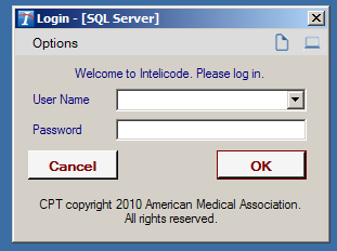 Click OK after entering your settings, and if all steps were followed correctly, you should now be connected to SQL Server as your data source. If you fail to connect, please verify the following: 1.