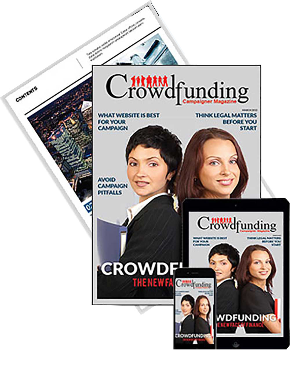 INSPIRING CONTENT Empowering Entrepreneurship We have seen a rapid growth in start-ups and entrepreneurship over the recent years and can associate crowdfunding as a driver to empowerment.