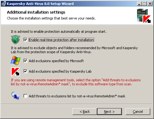 Figure 7: The Select destination folder window If necessary, specify another folder where the files