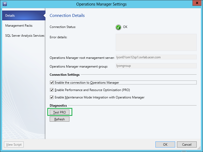 Run SCOM to discover SCVMM and Virtual Machine Hosts, then install the SCOM agent on the SCVMM and Virtual Machine Hosts.