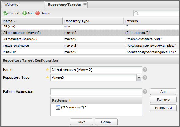 Repository Management with Nexus 142 / 405 Figure 6.