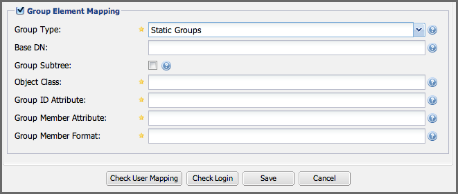 Repository Management with Nexus 173 / 405 The Group Type drop-down displayed in Figure 8.5 and Figure 8.6 determines, which fields are available in the user interface.