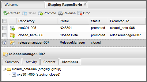 Repository Management with Nexus 264