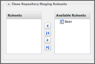 Repository Management with Nexus 270 / 405 Figure 11.