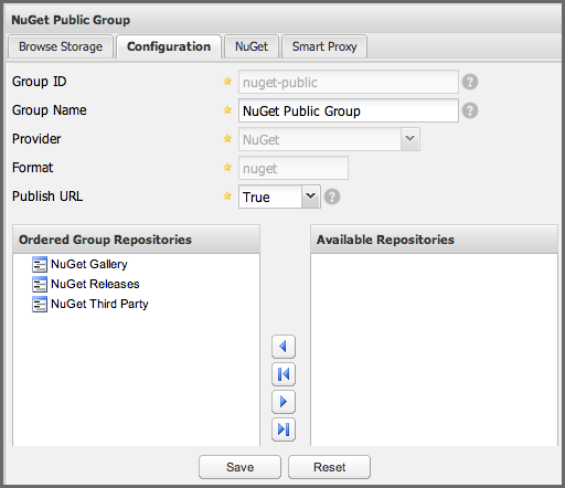 Repository Management with Nexus 316 / 405 Figure 16.