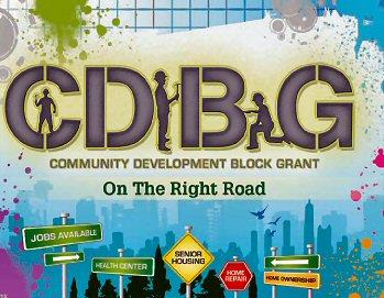 SMALL CITIES CDBG The Small Cities Community Development Block Grant (CDBG) Program is a federal program created in 1974 that provides funding for economic development activities, infrastructure