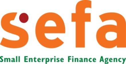 Delivery Network Existing sefa offices Existing Retail Financial