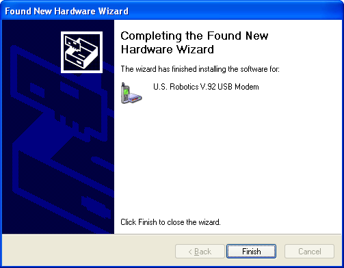 Figure 22: Welcome to the Found New Hardware Wizard Dialog Box 11. Click Next.