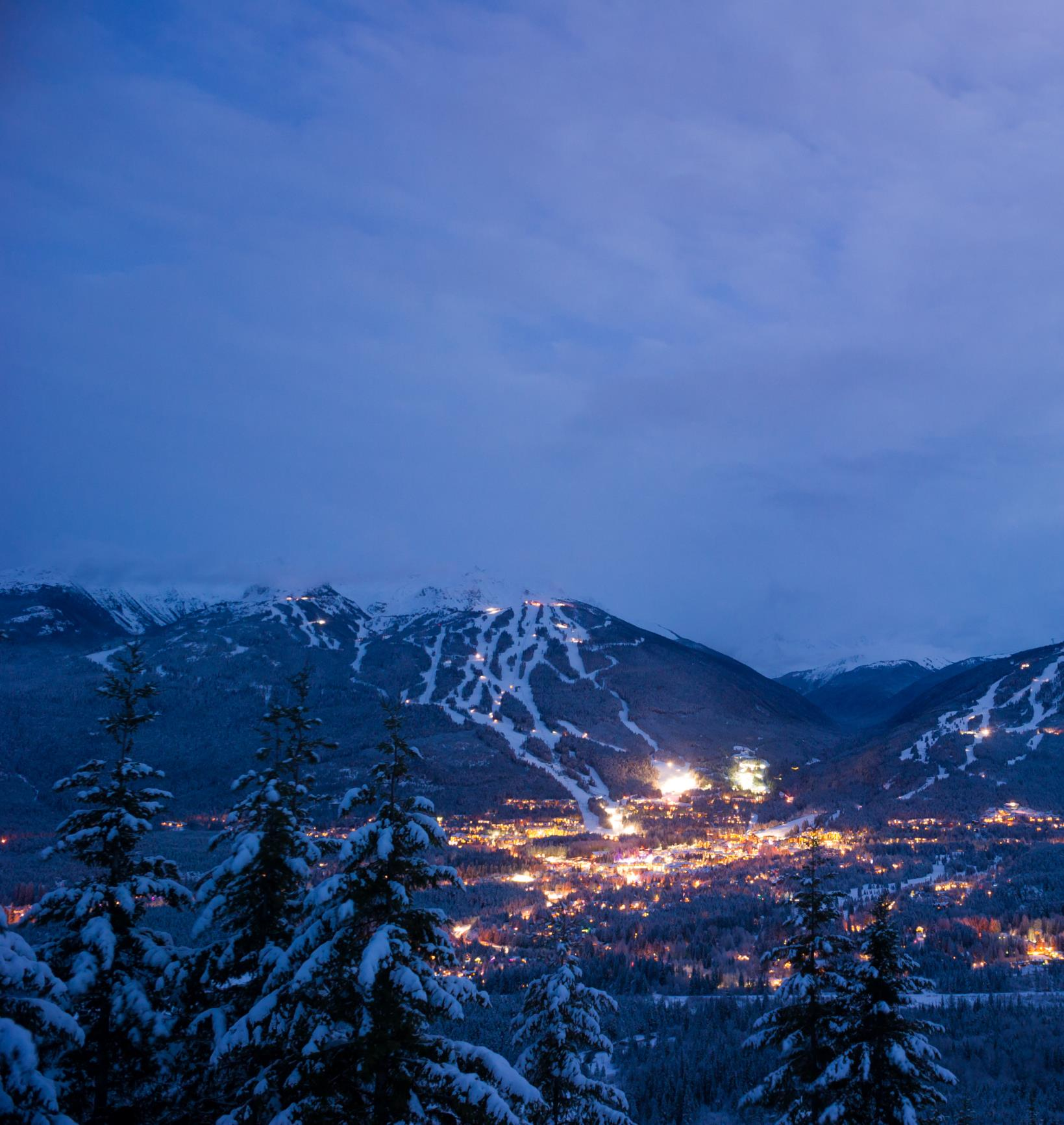 WHISTLER ENERGY CONSUMPTION