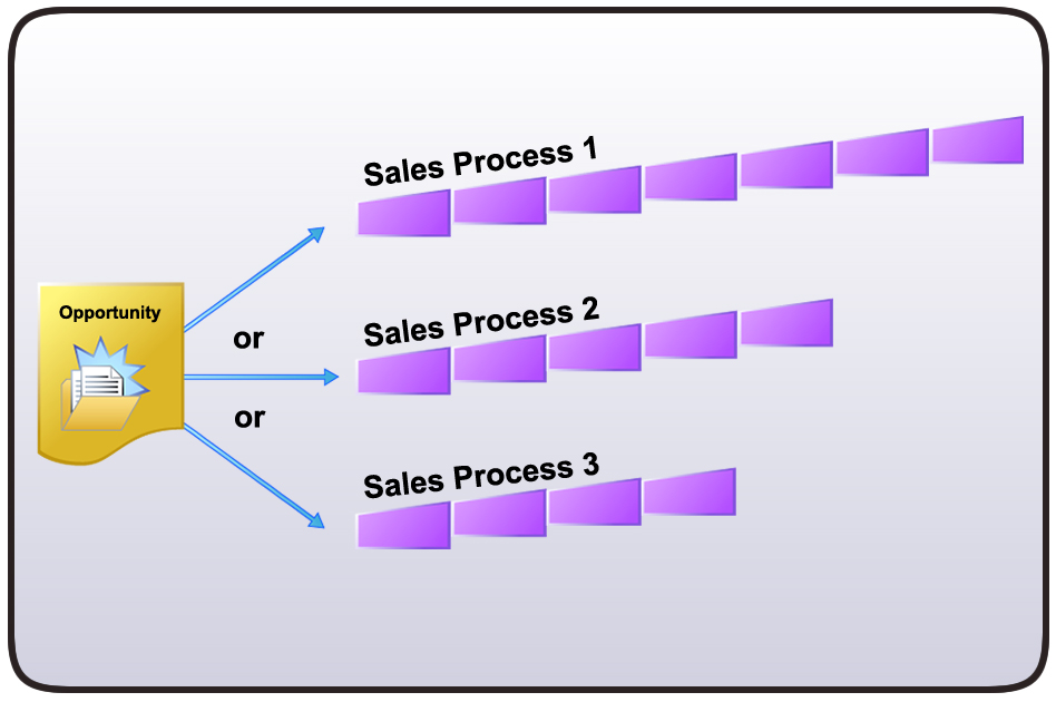 Chapter 5: Using Sales Management BEST PRACTICE: Establishing or reviewing an organization's sales processes should be done during the implementation needs-analysis phase.