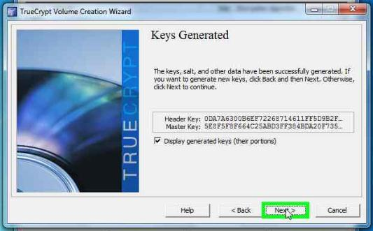 3. Once rebooted run TrueCrypt from the desktop or start menu. 4. Select Encrypt System Partition/Drive from the System menu. 5. Complete the wizard as shown: 6.