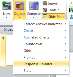 TurningPoint Cloud 81 Bevel Explosion Speech Marquis TIP Prompts can be formatted like regular PowerPoint objects.right-click on the object and select a formatting option from the menu.