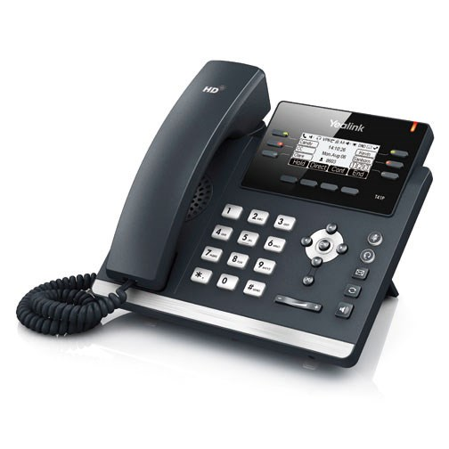 Business Class IP Phones Ultra-elegant IP Phone SIP-T41P Ultra-elegant Gigabit IP Phone SIP-T42G Ultra-elegant Gigabit IP Phone SIP-T46G Ultra-elegant Gigabit IP Phone SIP-T48G Revolutionarily new