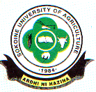 SOKOINE UNIVERSITY OF AGRICULTURE OFFICE OF THE DEPUTY VICE CHANCELLOR ACADEMICS UNIVERSITY FEES FOR POSTGRADUATE, BACHELOR