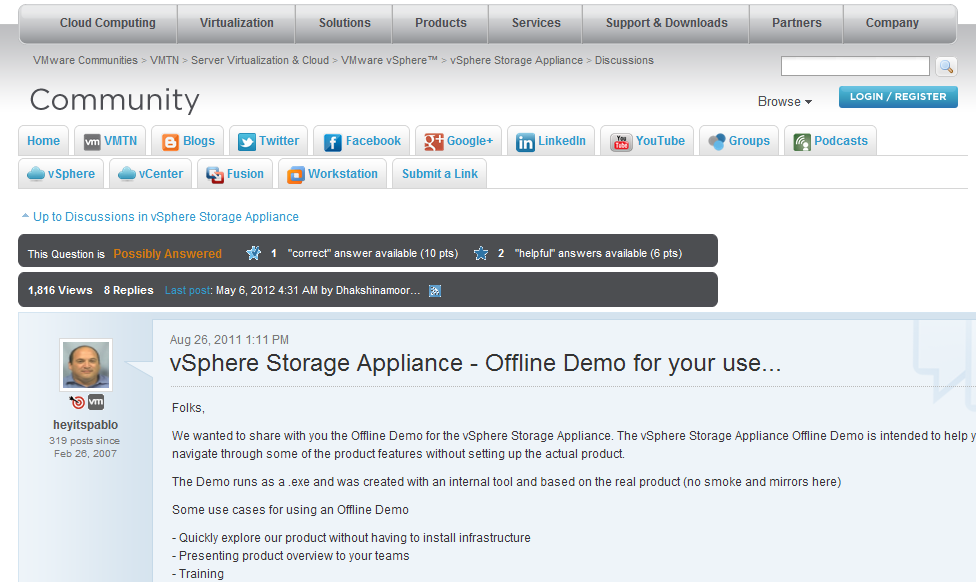 VCP5 Exam Cram Section 3 Plan and Configure vsphere Storage Objective 3.
