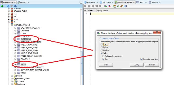 how to open a saved model in sql