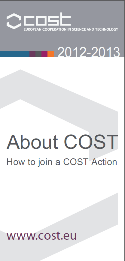 What are COST Principles?