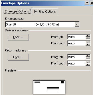 STEP 5: COMPLETE THE MAIL MERGE Click the finish & merge button on the preview results section of the ribbon.