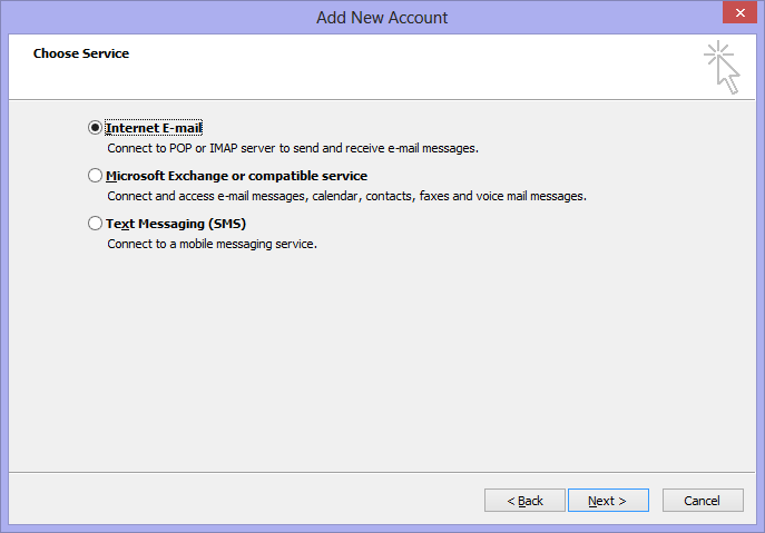 Setting up Email for Outlook 2010 Let s take a look at how to setup your pop mail account in Outlook 2010.