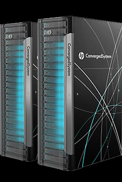 HP ConvergedSystem 700 for HP Helion CloudSystem Purpose-built to deliver faster time-to-value Optimizing The Power of One Pre-integrated infrastructure built for the world s best private cloud, with