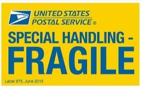 USPS Special Handling Description Provides preferential handling for materials that require extra care in handling transportation or delivery, PLY such as fragile, live animals, hazardous items,