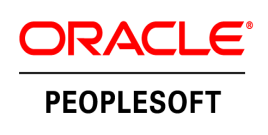 PEOPLESOFT HUMAN RESOURCES Created by industry veterans, Oracle s PeopleSoft Human Resources applications combine advanced technology to support complex business process with the simplicity of